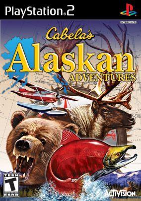 Copertina del gioco Cabela's Alaskan Adventures per Playstation 2