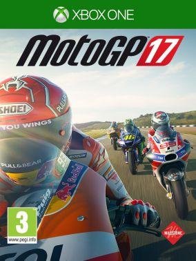 Copertina del gioco MotoGP 17 per Xbox One