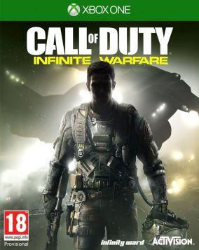 Immagine della copertina del gioco Call of Duty: Infinite Warfare per Xbox One