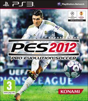 Immagine della copertina del gioco Pro Evolution Soccer 2012 per Playstation 3