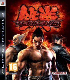 Immagine della copertina del gioco Tekken 6 per Playstation 3