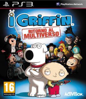 Copertina del gioco I Griffin Ritorno al Multiverso per Playstation 3