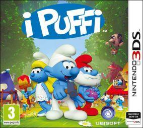 Copertina del gioco I Puffi per Nintendo 3DS