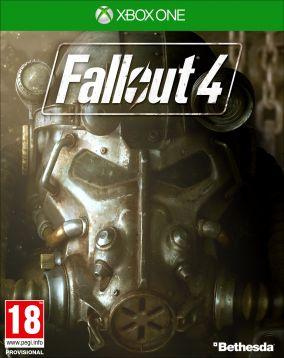Immagine della copertina del gioco Fallout 4 per Xbox One