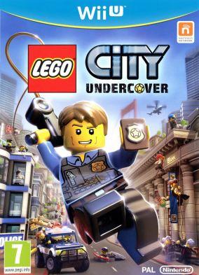 Immagine della copertina del gioco LEGO City Undercover per Nintendo Wii U