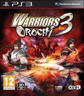 Copertina del gioco Warriors Orochi 3 per Playstation 3