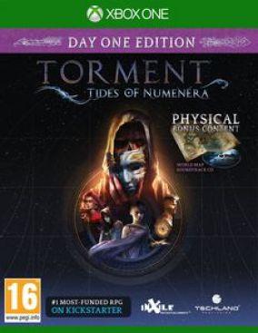 Copertina del gioco Torment: Tides of Numenera per Xbox One