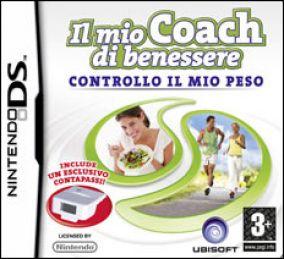 Copertina del gioco Il mio Coach di Benessere - Controllo il mio Peso per Nintendo DS