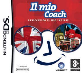 Copertina del gioco Il Mio Coach: Arricchisco il Mio Inglese per Nintendo DS
