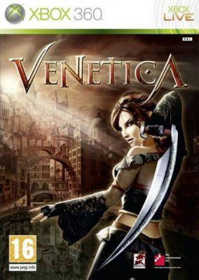 Copertina del gioco Venetica per Xbox 360
