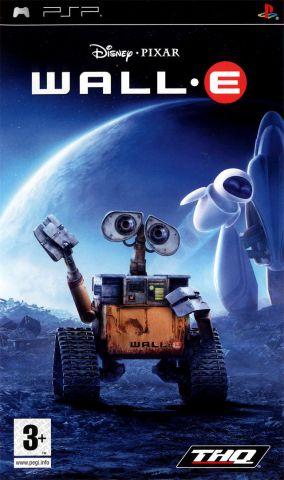 Copertina del gioco WALL-E per Playstation PSP