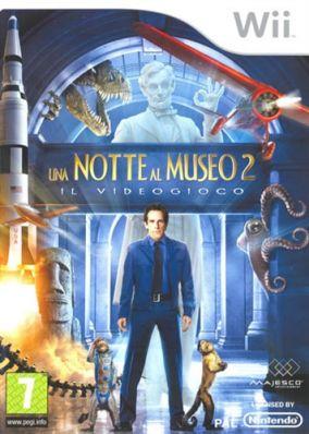Copertina del gioco Una Notte al Museo 2 per Nintendo Wii