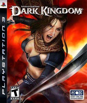 Immagine della copertina del gioco Untold Legends: Dark Kingdom per Playstation 3