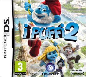 Copertina del gioco I Puffi 2 per Nintendo DS