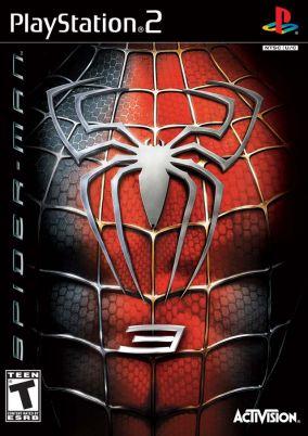 Immagine della copertina del gioco Spider-Man 3 per Playstation 2