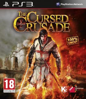 Copertina del gioco The Cursed Crusade per Playstation 3