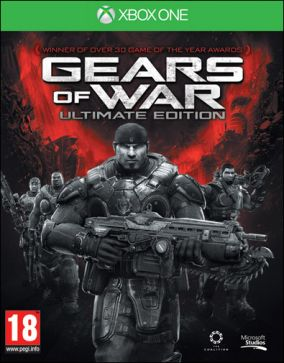 Copertina del gioco Gears of War Ultimate Edition per Xbox One
