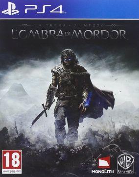 Copertina del gioco La Terra di Mezzo: L'Ombra di Mordor per Playstation 4