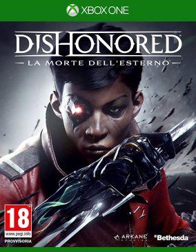 Immagine della copertina del gioco Dishonored: La Morte dell'Esterno per Xbox One