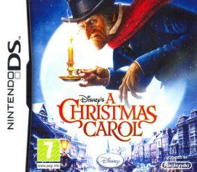 Copertina del gioco A Christmas Carol per Nintendo DS