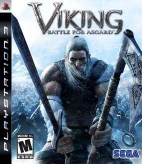 Copertina del gioco Viking: Battle for Asgard per Playstation 3