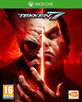 Immagine della copertina del gioco Tekken 7 per Xbox One