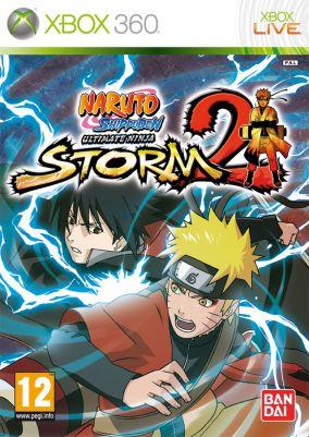Copertina del gioco Naruto Shippuden: Ultimate Ninja Storm 2 per Xbox 360