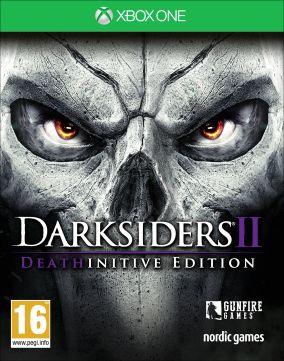 Copertina del gioco Darksiders II: Deathinitive Edition per Xbox One