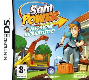 Copertina del gioco Sam Power: Missione Riparatutto per Nintendo DS