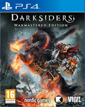 Copertina del gioco Darksiders: Warmastered Edition per Playstation 4