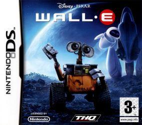 Copertina del gioco WALL-E per Nintendo DS