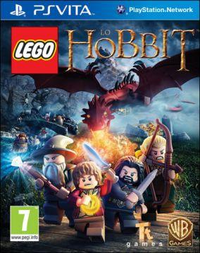 Copertina del gioco LEGO Lo Hobbit per PSVITA
