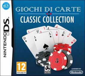 Copertina del gioco Giochi di Carte - Classic Collection per Nintendo DS