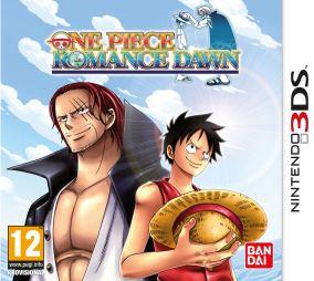 Copertina del gioco One Piece Romance Dawn per Nintendo 3DS