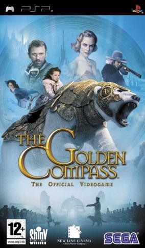 Copertina del gioco La Bussola d'Oro per Playstation PSP