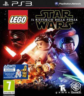 Copertina del gioco LEGO Star Wars: Il risveglio della Forza per Playstation 3