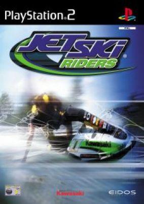 Copertina del gioco Jet Ski Riders per Playstation 2