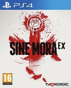 Copertina del gioco Sine Mora EX per Playstation 4