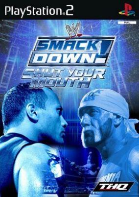 Immagine della copertina del gioco WWE Smackdown! Shut Your Mouth per Playstation 2