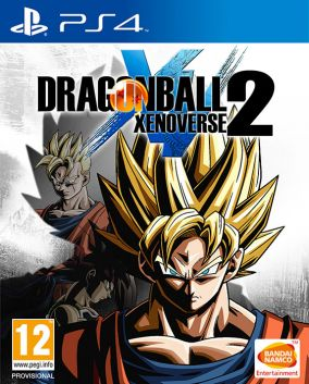 Copertina del gioco Dragon Ball Xenoverse 2 per Playstation 4