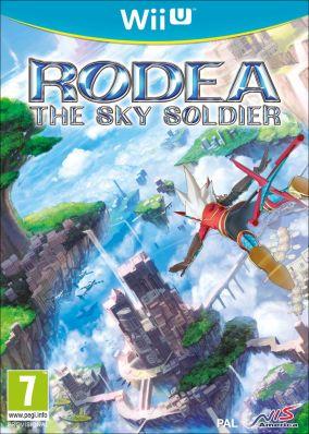 Copertina del gioco Rodea the Sky Soldier per Nintendo Wii U