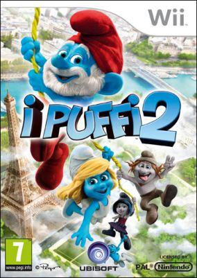 Copertina del gioco I Puffi 2 per Nintendo Wii