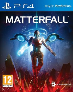 Copertina del gioco Matterfall per Playstation 4