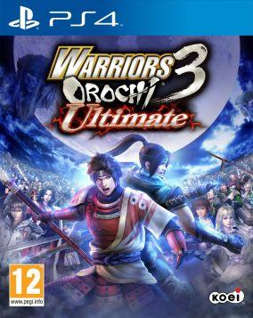 Copertina del gioco Warriors Orochi 3 Ultimate per Playstation 4