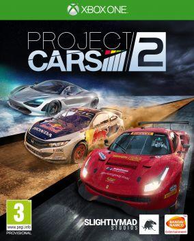 Copertina del gioco Project CARS 2 per Xbox One