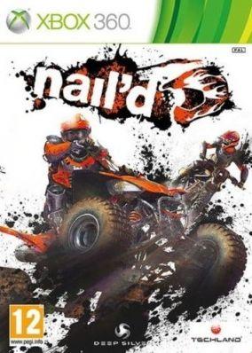 Copertina del gioco nail'd per Xbox 360