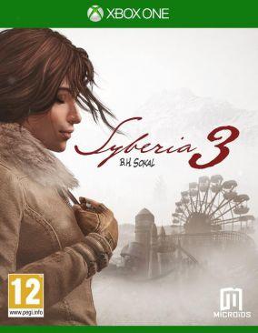 Immagine della copertina del gioco Syberia 3 per Xbox One