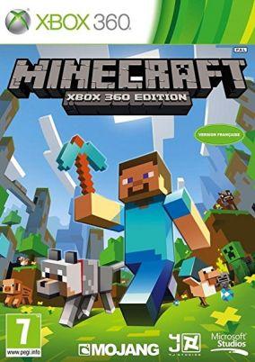 Copertina del gioco Minecraft per Xbox 360