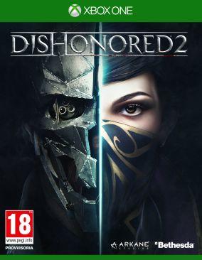 Immagine della copertina del gioco Dishonored 2 per Xbox One