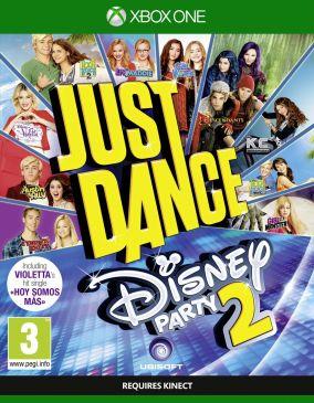 Immagine della copertina del gioco Just Dance: Disney Party 2 per Xbox One